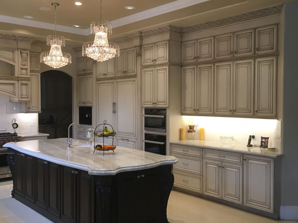 Kitchen Cabinets For The At Home Chef L Orange County Ca