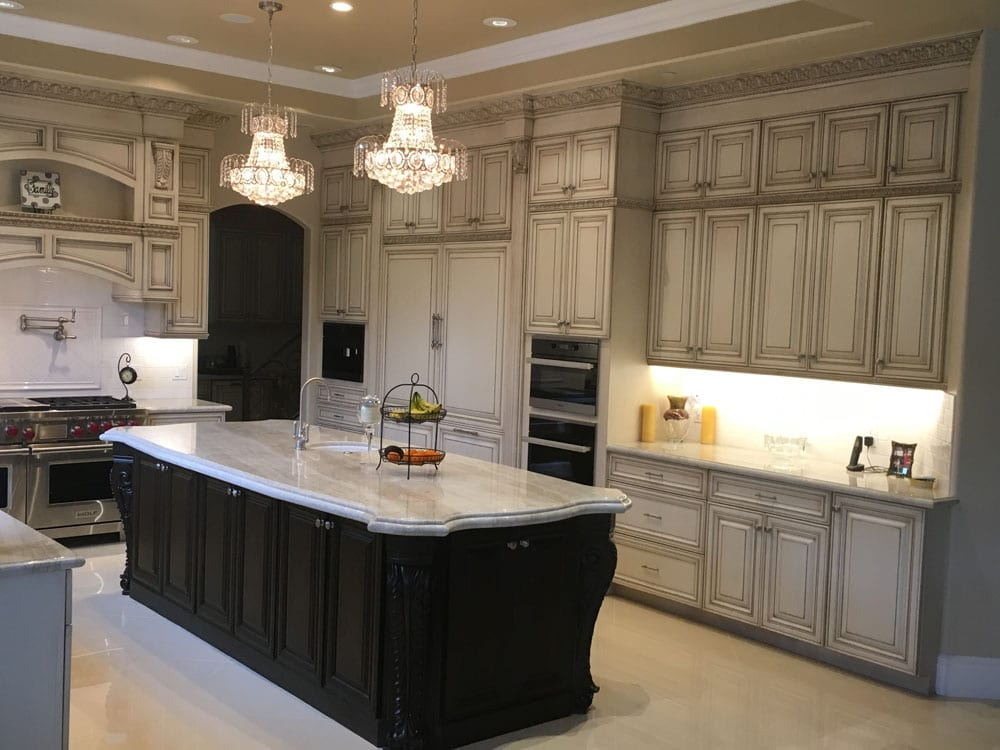Your Own Input in Seamless Kitchen Remodeling l Orange ...