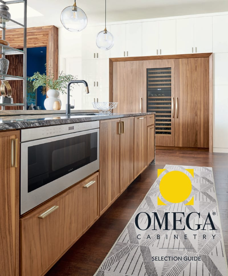 Omega Cabinetry Selection Guide